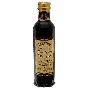 Lucini Italia Balsamic Vinegar of Modena, 8.5 oz (Pack of 6)