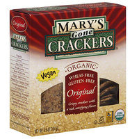 Mary's Gone Crackers Organic Original Crackers, 6.5 oz, (Pack of 12)
