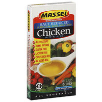 Massel Chicken-Style Salt-Reduced Bouillon Cubes, 3.5 oz (Pack of 12)