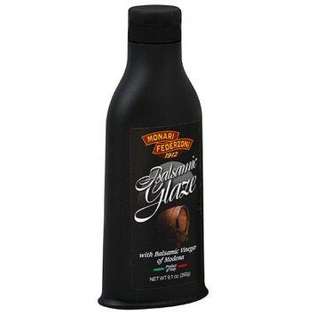 Monari Federzoni Glaze with Balsamic Vinegar, 9.1 oz, (Pack of 6)