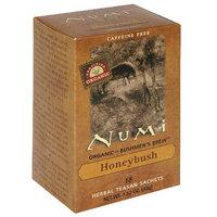 Numi Honeybush Tea Bags, 18 count, (Pack of 6)