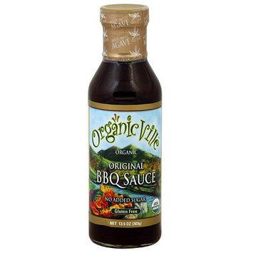 Organicville Original Sweet and Smoky BBQ Sauce, 13.5 oz (Pack of 6)