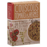 Pereg Tomato & Herbs Couscous, 5.6 oz, (Pack of 6)