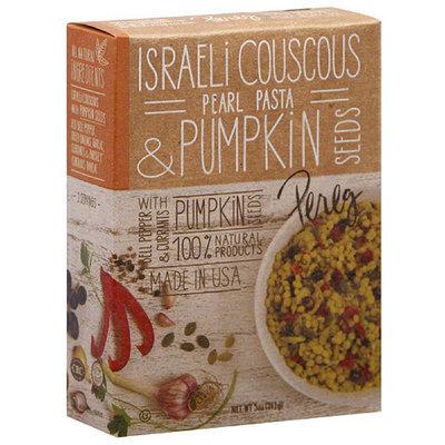 Pereg Pearl Pasta & Pumpkin Seeds Israeli Couscous, 5 oz, (Pack of 6)