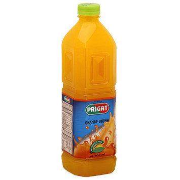 Prigat Orange Juice Drink, 50.7 fl oz, (Pack of 12)