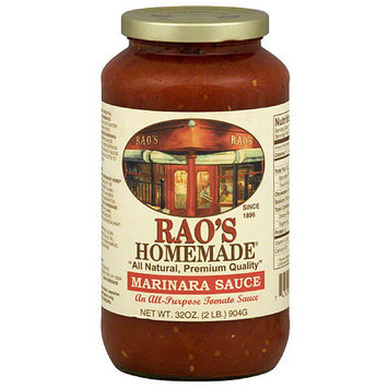 Rao's Homemade Marinara Sauce, 32 oz, (Pack of 12)