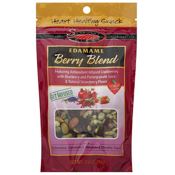 Seapoint Farms Berry Blend Edamame Snack, 3.5 oz, (Pack of 12)
