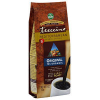 Teeccino Original Light Roast Herbal Coffee, 11 oz, (Pack of 6)