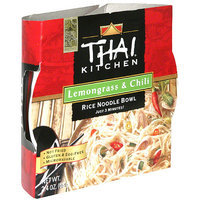 Thai Kitchen Lemongrass & Chili Rice Noodle Soup Bowl, 2.4 oz, (Pack of 6)