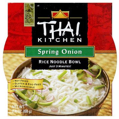 Thai Kitchen Spring Onion Rice Noodle Bowl, 2.4 oz, (Pack of 6)