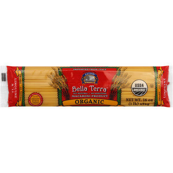 Bella Terra Organic Linguine Pasta, 16 oz, (Pack of 12)