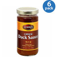 Dynasty Chinese Duck Sauce, 7 oz, (Pack of 6)