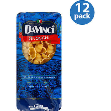 DaVinci Gnocchi, 16 oz, (Pack of 12)