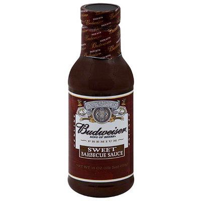 Budweiser Sweet Barbecue Sauce