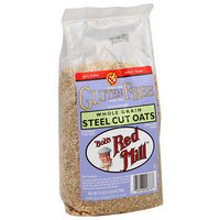 Bob's Red Mill Gluten Free Whole Grain Steel Cut Oats