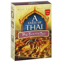 A Taste of Thai Pad Thai for Two, 9 oz, (Pack of 6)