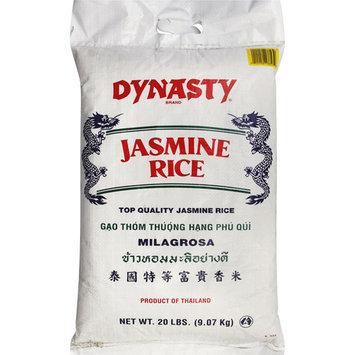 Dynasty Jasmine Rice, 20 lb