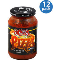Enrico's All-Natural Pizza Sauce, 15.5 oz (Pack of 6)