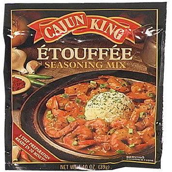 Cajun King Etoufee Seasoning Mix, 1.4 oz, (Pack of 24)