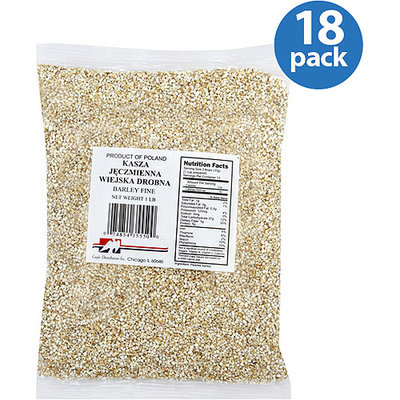 Eagle Distributors Inc. Fine Barley, 16 oz, (Pack of 18)