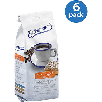 Entenmann's Cinnamon Crumb Cake Flavored Ground Coffee