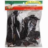 El Guapo California Chile Pods, 6 oz, (Pack of 12)