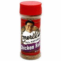 Emeril's Chicken Rub Seasoning, 3.7 oz (Pack of 6)