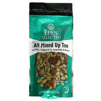 Eden Foods Selected All Mixed Up Too Nuts, 4 oz (Pack of 15)