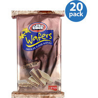 Elite Chocolate-Flavor Wafers, 17.6 oz, (Pack of 20)