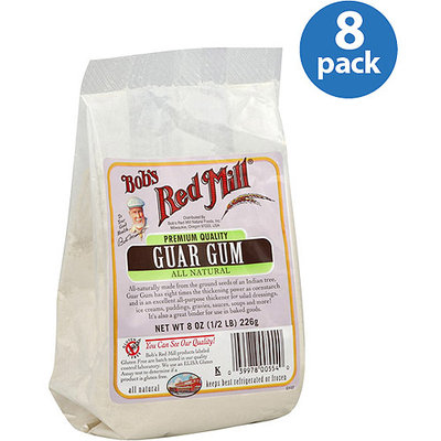 Bob's Red Mill Guar Gum, 8 oz (Pack of 8)