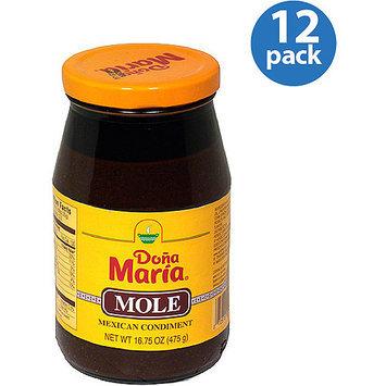 Dona Maria Mole, 16.75 oz, (Pack of 12)