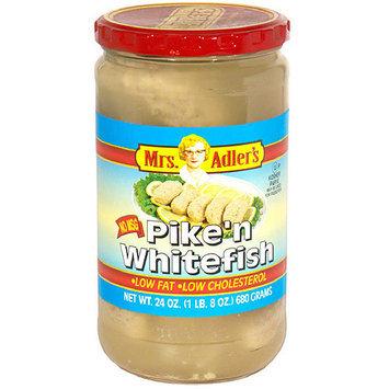 Mrs. Adler's Pike 'n Whitefish, 24 oz, (Pack of 12)