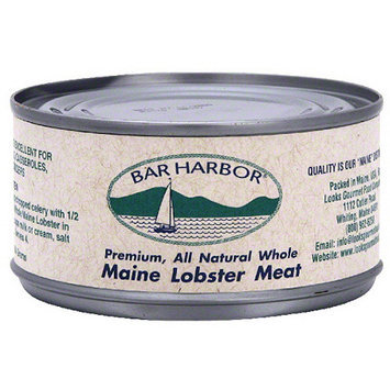 Bar Harbor Maine Lobster Meat, 6.5 oz, (Pack of 12)