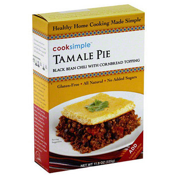 Cook Pro Cooksimple Tamale Pie, 11.8 oz (Pack of 6)