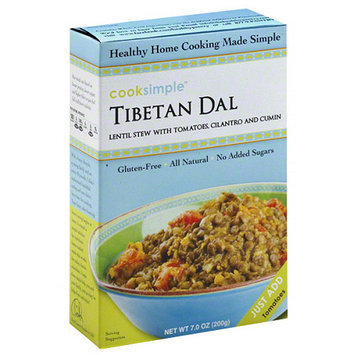 Cook Pro Cooksimple Tibetan Dal, 7 oz, (Pack of 6)