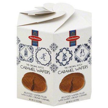 Daelias Daelmans Caramel Wafers, 8.1 oz, (Pack of 9)