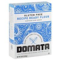 Domain Domata Gluten Free Recipe Ready Flour, 20 oz, (Pack of 6)