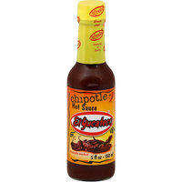El Yucateco Chipotle Hot Sauce, 5 oz (Pack of 12)