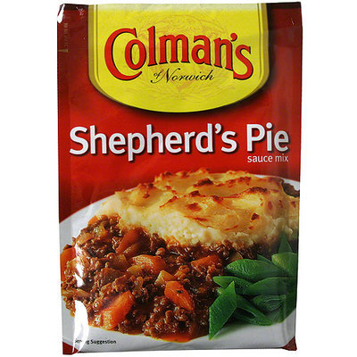 Colemans Colman's Shepherd's Pie Sauce Mix, 1.75 oz, (Pack of 18)