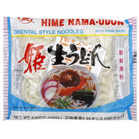 JFC Hime Nama-Udon Oriental Style Noodles with Soup Base, 6.94 oz, (Pack of 30)