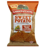 Garden of Eatin' Sweet Potato Corn Tortilla Chips, 7.5 oz (Pack of 12)