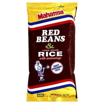 Mahatma Red Beans & Long Grain Rice with Seasonings, 8 oz, (Pack of 12)
