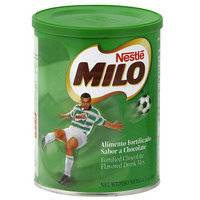 Nestlé Milo Fortified Chocolate Flavored Drink Mix, 14.1 oz (Pack of 6)