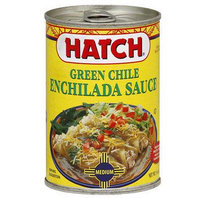 Hatch Medium Green Chile Enchilada Sauce, 15 oz, (Pack of 12)
