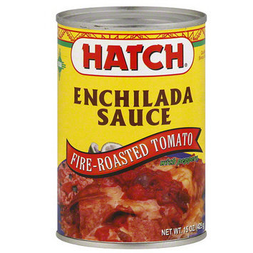 Hatch Fire-Roasted Tomato Enchilada Sauce, 15 oz, (Pack of 12)