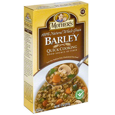 Mothers Mother's Quick Cooking Barley, 11 oz, (Pack of 12)
