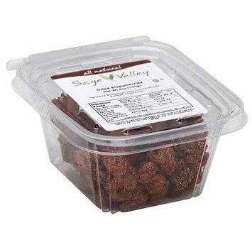 Sage Valley Dried Strawberries, 6 oz (Pack of 6)