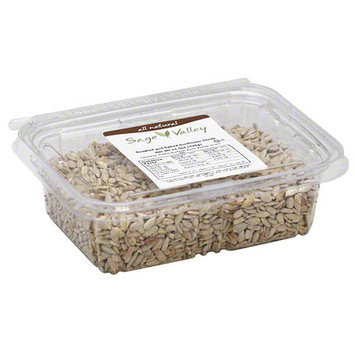 Sage Valley Roasted and Salted Sunflower Seeds, 11.5 oz (Pack of 6)