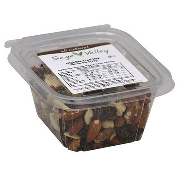 Sage Valley Highlife Trail Mix, 8 oz (Pack of 6)