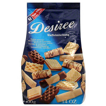 Hans Hoyer Hans Freitag Desiree of Wafer Assortment, 14 oz, (Pack of 10)